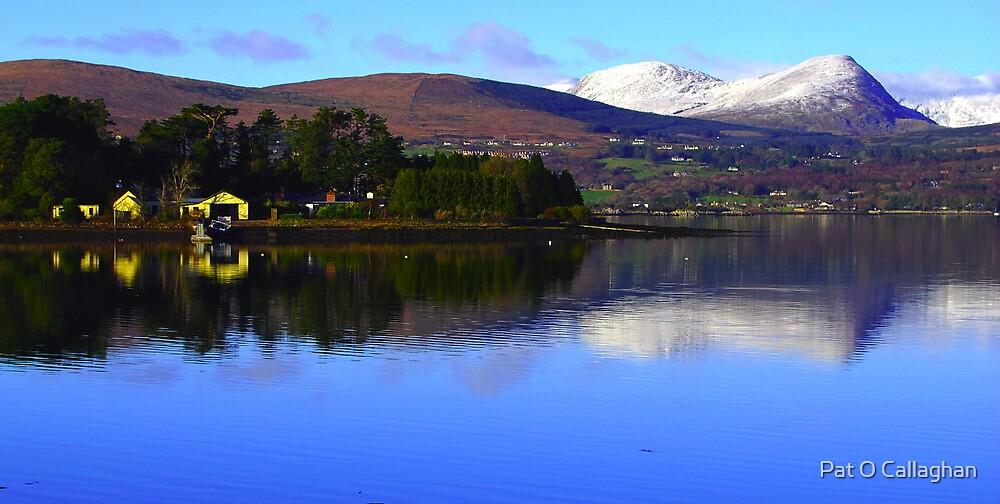 Winter Morning, Beara Penninsula, Co.Kerry, Ireland by Pat O Callaghan
