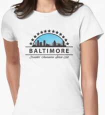Baltimore Maryland Freaking Awesome Since 1796 T-Shirt