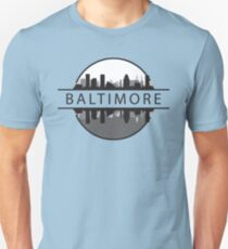 Baltimore Maryland Unisex T-Shirt