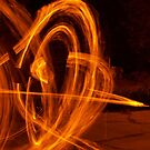 Firesword Dance 1 by XtomJames