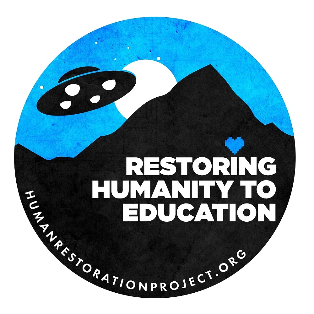 HRP UFO: Restoring Humanity to Education by HumResPro