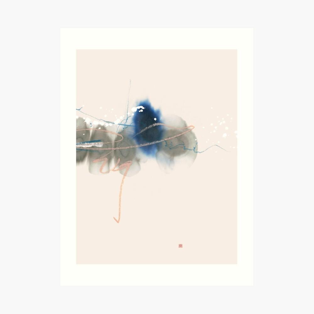 Breaking Silence Art Print