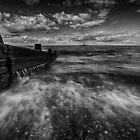To The End Of The Pier by Dave Godden