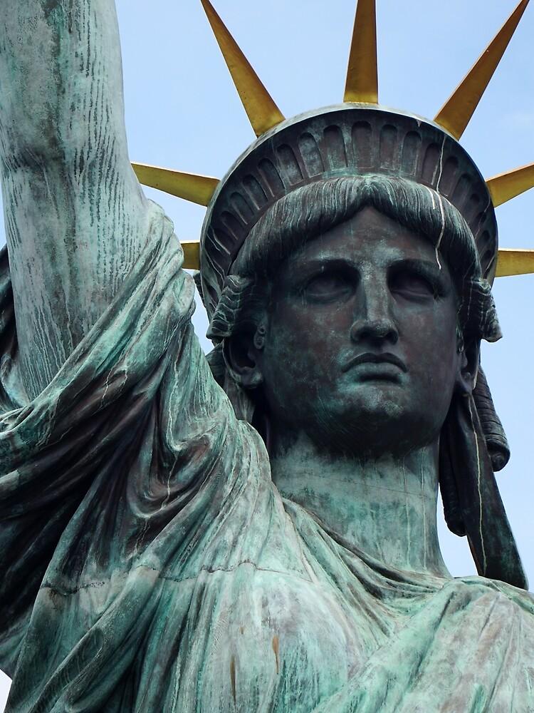 Statue of Liberty by fourretout