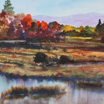 autumn study - iv by matingara