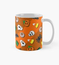 Halloween Spooky Candies Party Classic Mug
