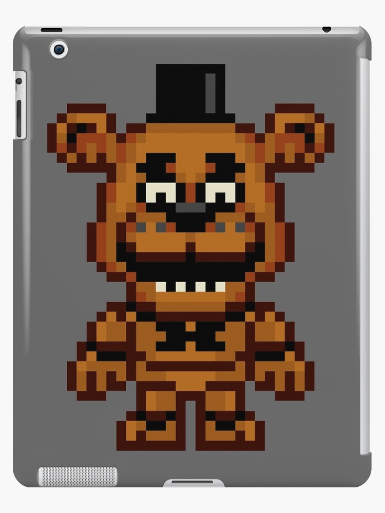 Fünf Nächte in Freddys - Freddy Fazbear Mini Pixel von geekmythology