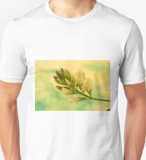 White Milkvetch Wild Flower Macro Unisex T-Shirt