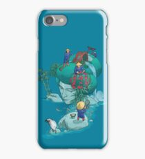 Landscaping iPhone Case/Skin