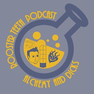 RT Podcast Alchemy by ashto