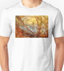 Abstract Colors Oil Painting #8 Unisex T-Shirt