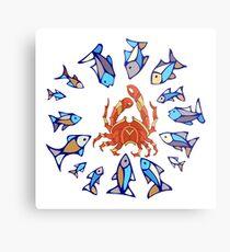 Sea Hobbies  Metal Print