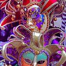 Venetian Masks  by KLiu