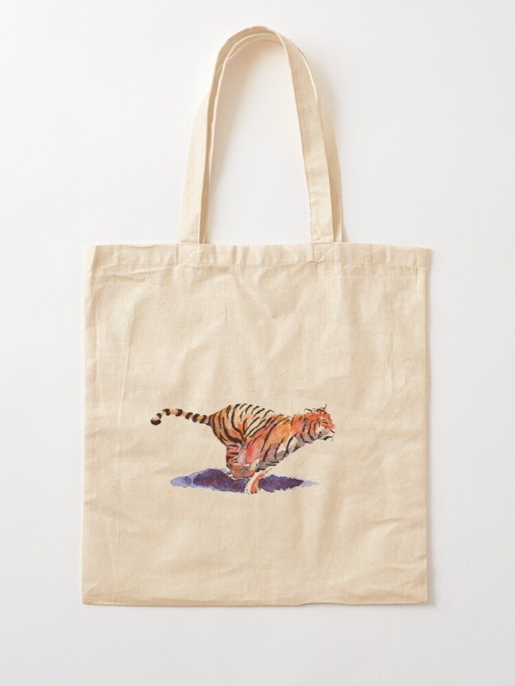 Alternate view of The Tiger Tote Bag