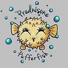 Prednisone Pufferfish by RebelliousStory