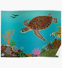 Joe's Turtle Poster