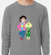 ♡ Peridot and Steven ♡ Lightweight Sweatshirt