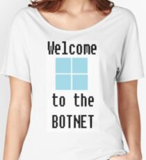 Welcome Women's Relaxed Fit T-Shirt