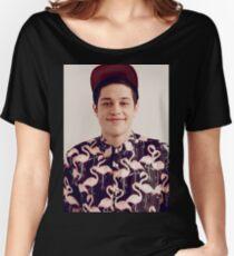Pete Davidson Women's Relaxed Fit T-Shirt