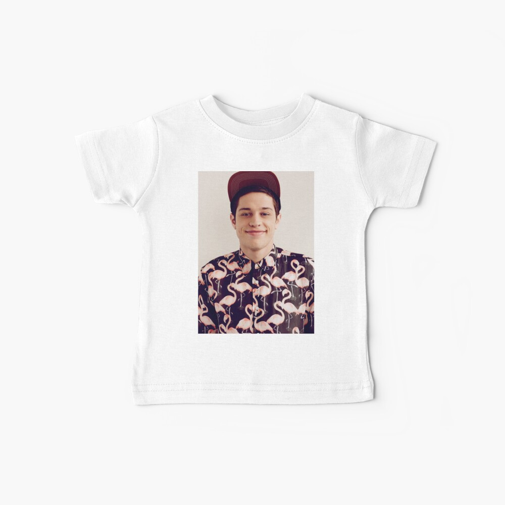 Pete Davidson Camiseta para bebés