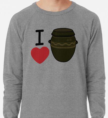 I Lubba Kimchi Third Culture Series Lightweight Sweatshirt