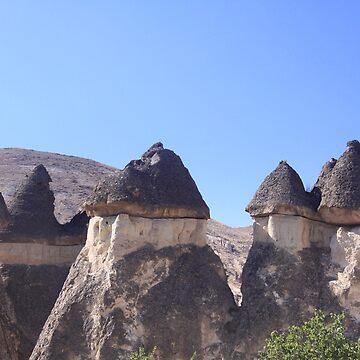 Fairy Chimneys, Cappadocia by smallan
