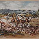 The Outback I by CaDra
