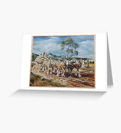 The Outback III Greeting Card
