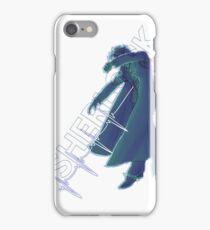 Flying Backwards iPhone Case/Skin