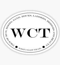 West Coast Trail Sticker