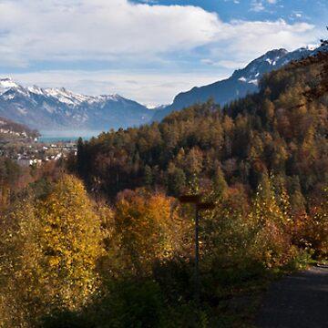 Interlaken from Heimwehfluh by mhowellsmead