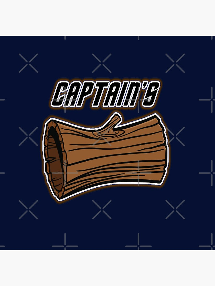 STAR TREK CAPTAINS LOG DESIGN -star trek rb partner program by Iskybibblle