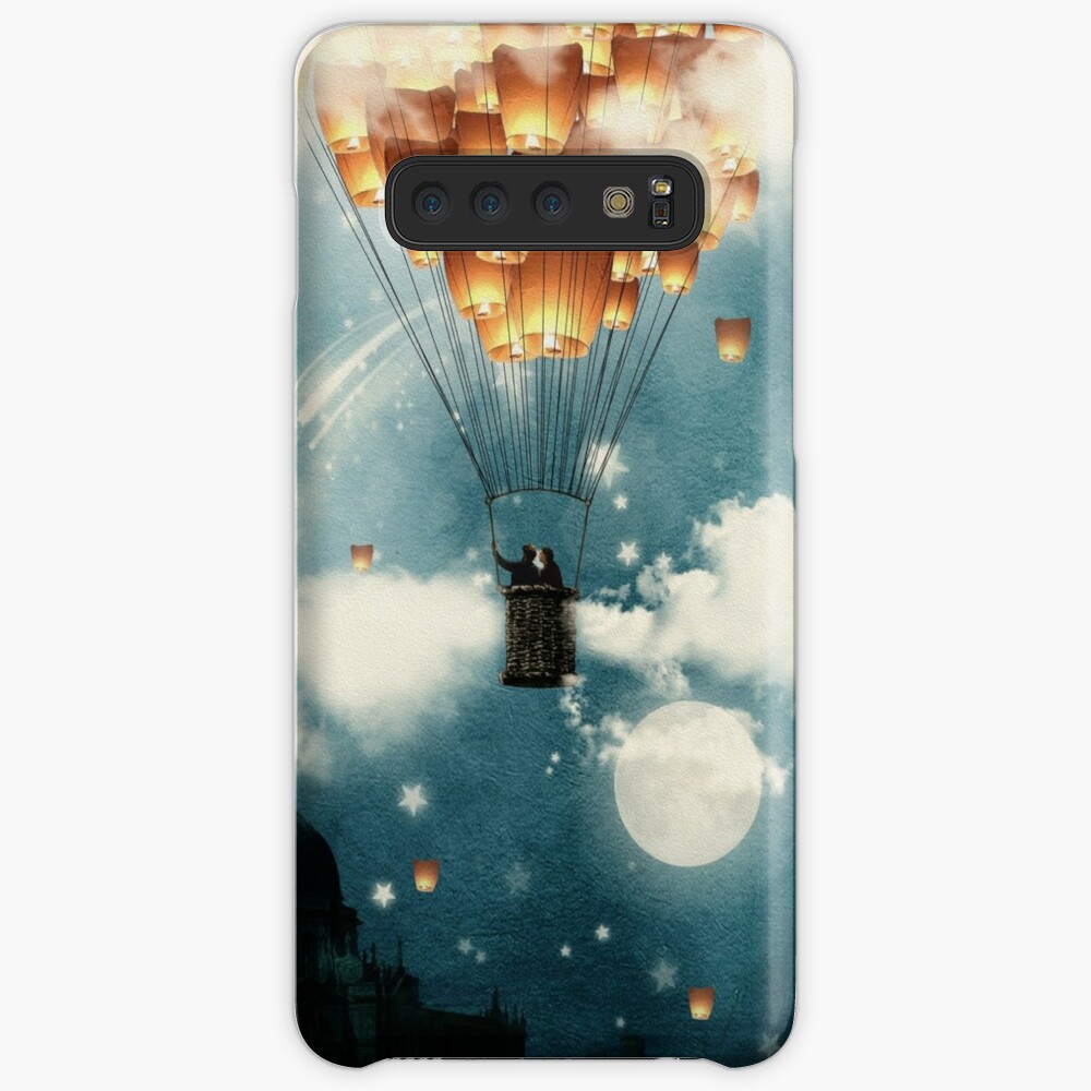 Where all the wishes come true Case & Skin for Samsung Galaxy
