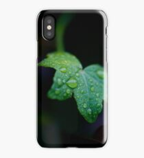 I only went out for a walk and finally concluded to stay out till sundown, for going out, I found, was really going in. iPhone Case