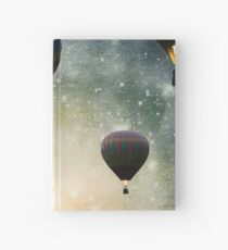The Night is for Romantic Journeys Hardcover Journal