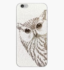 The Intellectual Owl iPhone Case