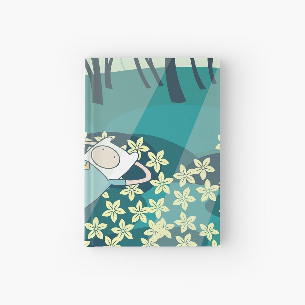 Field of Flowers (Adventure Time) Hardcover Journal