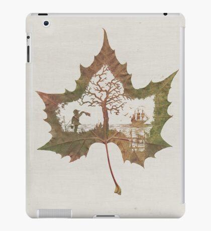 The Memories of a Leaf: Good Bye iPad Case/Skin