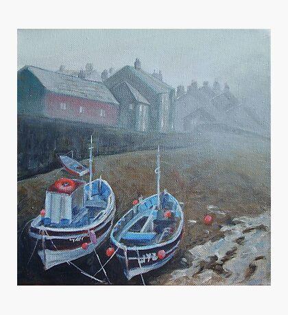 Yorkshire mist Photographic Print