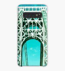 Gift for New Yorker - George Washington Bridge - New York City Lover Case/Skin for Samsung Galaxy