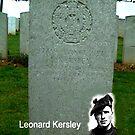 Never Forgotten by Trevor Kersley