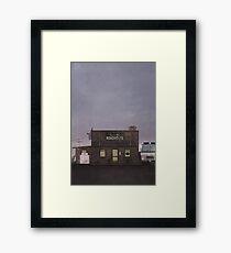 The Harvelle's Roadhouse Supernatural Framed Print