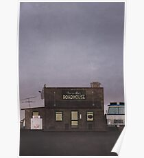 The Harvelle's Roadhouse Supernatural Poster