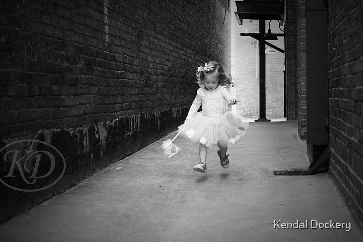 Run Away Fairy by Kendal Dockery