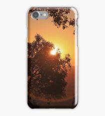 Sunset Orb iPhone Case/Skin