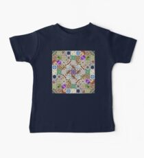 Cement tiling Baby Tee