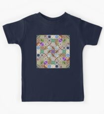 Cement tiling Kids Tee
