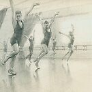 Bouand Dance Company by Marcus  Gannuscio