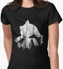 Banette used curse Women's Fitted T-Shirt