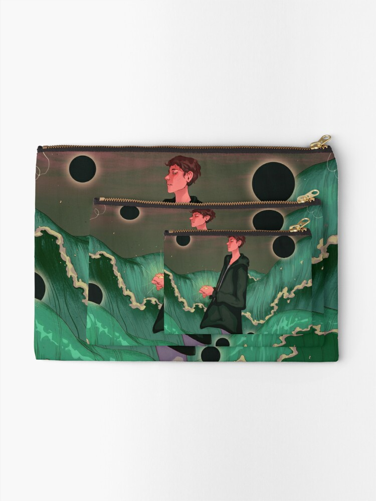 Alternate view of Forever Yours Zipper Pouch